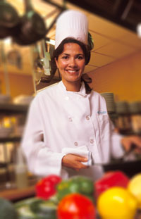 Chef at Taher